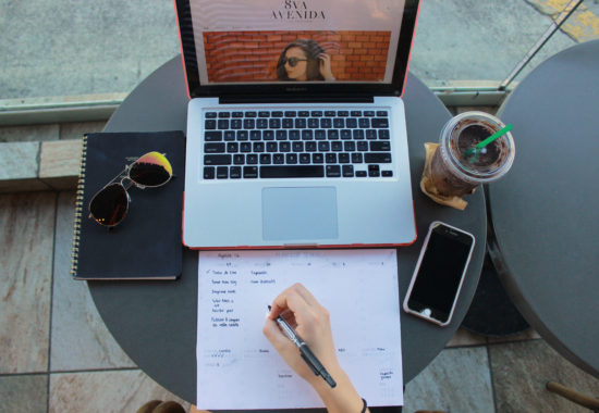 Planeador semanal: Herramienta para ser más productivo.