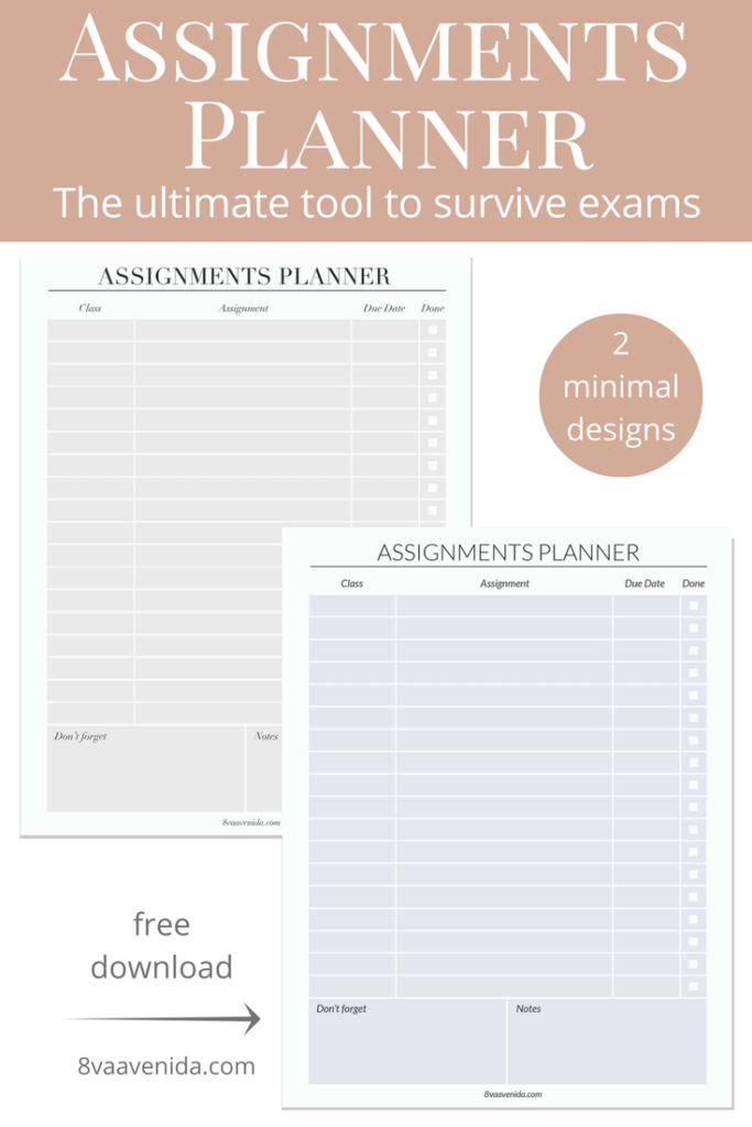 8va-avenida-productivity-oranization-assignments-planner-freebie
