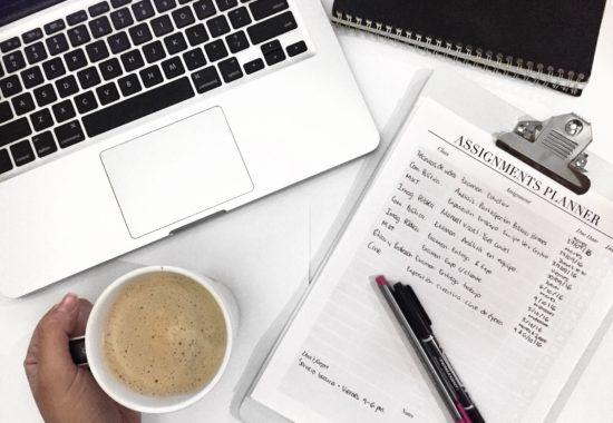 Planeador de tareas: la mejor herramienta para sobrevivir exámenes
