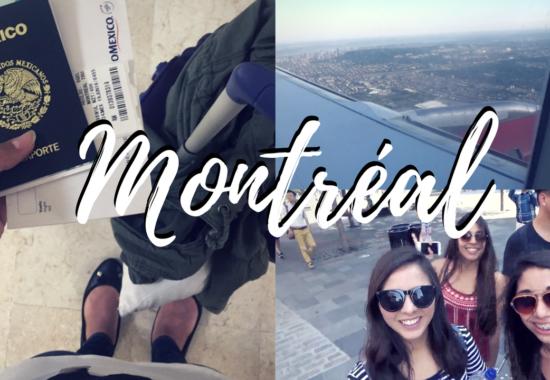 Vlog Montréal #1 | Airports & Notre Dame | 19-20/Jun/16
