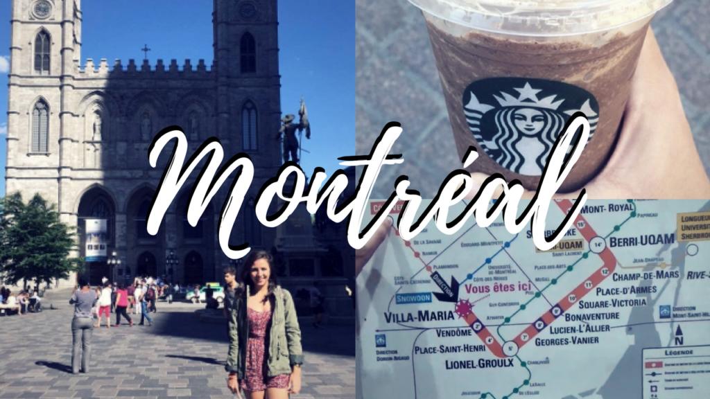 Vlog Montréal #2 | Room tour & Perdidas en el Metro | 20 jun '16