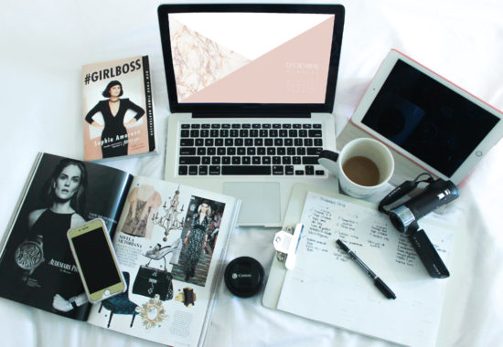 Freebie: Desktop wallpapers december 2016 | Fondos de escritorio diciembre 2016