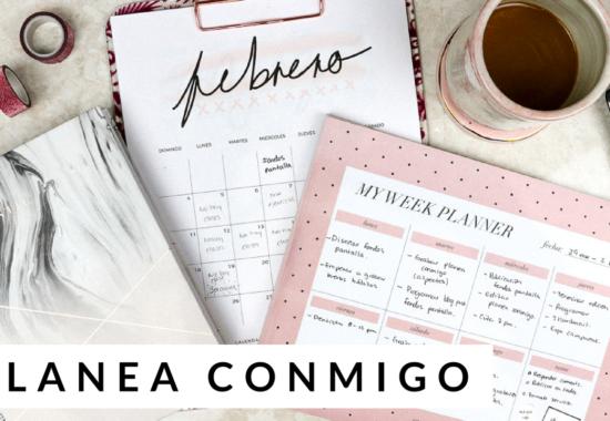 Planea conmigo Febrero 2018
