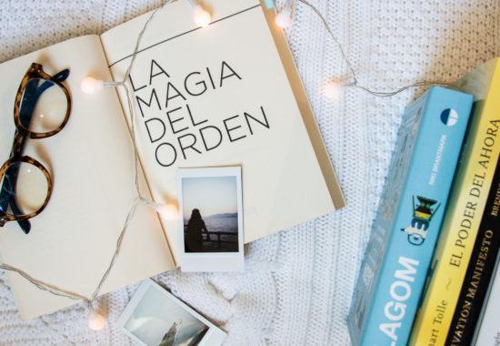 (Español) Cómo ordenar los libros | Método KonMari